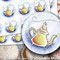 'Teapot' Cupcake Toppers and Wrappers- Printable PDF - $1.50