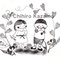 ■タウン総合誌「月刊とも」2013.4月号掲載童話「ぴいぴいぶえをならしたら」(挿絵)