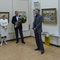 Открытие персональной юбилейной выставки В. П. Севостьянова