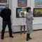 В. С. Зиннатуллина зам. директора департамента по культуре администрации Владимирской области открывает выставку «Этюд-2012»