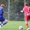 Niklas Hansel stellt den Gegner