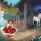 【見習いプリンセスポーリーン・ローゼンヒルのばら姫】表紙全体