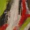 Vom Überwinden – Gouache & Collage, 70 x 97 cm
