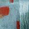 Flow IV – Gouache, 30 x 30 cm