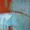Flow I –Gouache, 30 x 30 cm