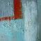 Flow V – Gouache, 30 x 30 cm