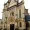 Eglise Saint-Etienne, Bar-le-Duc,  entre Ornain et Saulx, Meuse, Lorraine