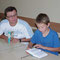 Treffpunkt für Kids - Gruppenarbeit - Blaue Gruppe