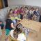 Treffpunkt für Kids - Gruppenarbeit - Grüne Gruppe