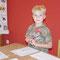 Treffpunkt für Kids - Gruppenarbeit - Rote Gruppe