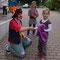 Treffpunkt für Kids - Clown Pünktchen begrüßt die Kids