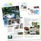 Création bulletin d'information (Annuel de 36 pages) et Fiche technique de la salle polyvalente pour la commune de Lavault Sainte Anne