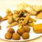 gran piatto di verdure