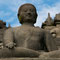 Yogyakarta. Borobudur wurde 1991 von der UNESCO als Weltkulturerbe anerkannt.