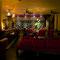 Die Bar im Hotel Tugu Malang
