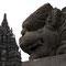 Yogyakarta. Prambanan wurde um das Jahr 850 errichtet.