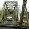 Die Brücke hat gehalten.
