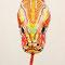 へび  F0(140×180)キャンバス 刺繍