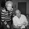 Familienbande... Oma Elfriede und Steffen