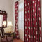 ミュルーズ染織織物美術館カーテン 上品で、優雅で、エレガントなカーテン
