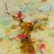 ごえん  2020 /アクリル、キャンバス/60.6×72.7cm