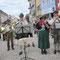 50-jähriges Jaghornbläser-Jubiläum in Auerbach