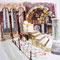 Hans Wittl: Der Kaiserthron mit sechs Stufen im Aachener Dom