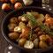 オーブン皿 ジャガイモのローズマリー焼き