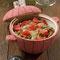 ミニミニ土鍋 タコライス(オーブンに入れられます)  photo by NorikoMomoi