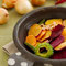 オーブン皿 黒い器はどんな料理でも合います!