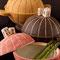 土鍋 サイズは大中小、ミニ、ミニミニまで! photo by NorikoMomoi