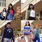 青森中央文化専門学校×ドリームタウンALi コラボレーションファッションショー2015