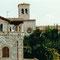 Klosterkirche, Assisi, Italien
