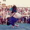 Kanarischer Ringkampf, Puerto de la Cruz, Teneriffa, Spanien