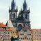 Teynkirche, Prag, Tschechien