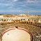 Amphitheater, Nimes, Frankreich