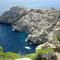 Punta de Capdepera, Mallorca, Spanien