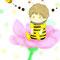 『春』 デジタルグラフィックサークルの課題。2013.6.19 FireAlpaca