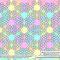 Mandala Jack Chain Quilt Pattern Briefmarkenquilt !!Variante!!