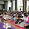 Internationaler Yoga Tag 2015. München