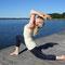 Inga Lindström // Beratung am Drehort in Schweden bzgl. der Yogaszenen