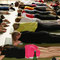 Internationaler Yoga Tag 2015. München