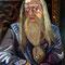 Albus Dumbledore, dibuix de Pol Peiró