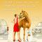 Carte de voeux 2007 - Illustrations pour la société EQUESTRA - Le plus grand magasin de France consacré aux chevaux et aux cavaliers - Toulouse<br><br>Illustration . dessin . peinture