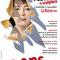 Affiche 25ème Festival de Sculpture Camille Claudel de La Bresse (Vosges) - 2016 - Portrait Camille - Acrylique - 25 ans