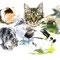 Illustration pour carte vétérinaire - Encre couleur et crayon noir sur papier - 30 x 20 cm <br><br>Illustration . dessin . animalier . animal . chat . chien . hamster . tortue . lapin . fou à pieds bleus