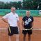 Herren 40: Klaus Reitzmann (Sieger), Toni Ostoin