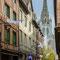 Gilles le Gall : Ruelle ( Rouen)
