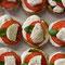 Canapees Tomate Mozzarella