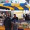 Gänselieselmarkt in der Göttinger Fußgängerzone